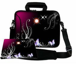 Luxburg 17,3 pollici design Notebook Portatile Borsa a spall