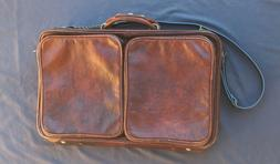 antica borsa d'epoca PRINCIPE vero cuoio valigia 24 48 ore c
