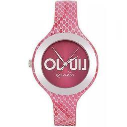 orologio donna luxury malibu tlj548 pelle rosa
