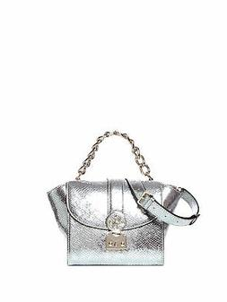 TRACOLLA UNISEX Guess JUDE SIL SINTETICO ARGENTO HWMP75 8818